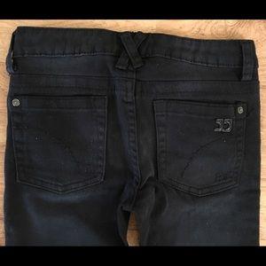 Joe's Jeans Bottoms - Joes Jeans Black